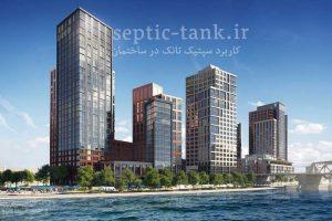 سپتیک ساختمان – کاربرد سپتیک تانک در ساختمان